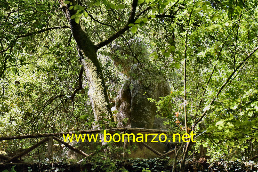 Il parco dei mostri di bomarzo for Ercole farnese 2017