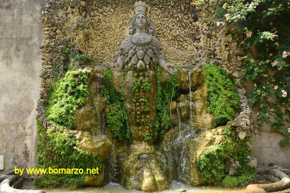 Villa d\'Este a Tivoli. Orari di ingresso e costo del biglietto