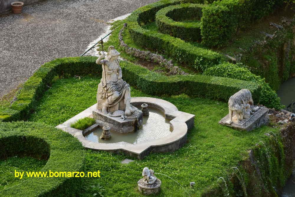 Villa d 39 este a tivoli la fontana della rometta - Fontane da giardino roma ...